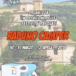 raduno camper pergola pasqua2018